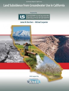 Land Subsidence from Groundwater Use in California