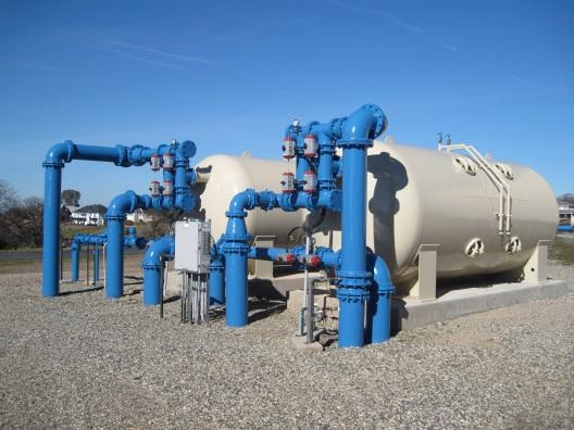 Regional Intertie Project, Del Oro Water Company | Luhdorff